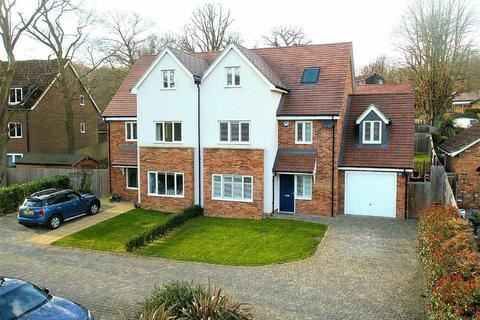 5 bedroom semi-detached house for sale - Great North Road, Oaklands, Welwyn AL6 0PS