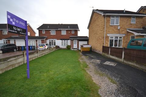 3 bedroom semi-detached house to rent - Purbeck Way,ASTLEY