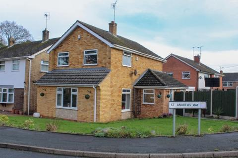 3 bedroom detached house for sale - 43 St Andrews Way, Church Aston, Newport, Shropshire, TF10 9JH