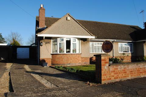2 bedroom semi-detached bungalow for sale - Eastern Close, Kingsthorpe, Northampton NN2 7AU