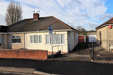 3 bedroom semi-detached bungalow for sale - Petherton Gardens, Hengrove, Bristol, BS14 9BS