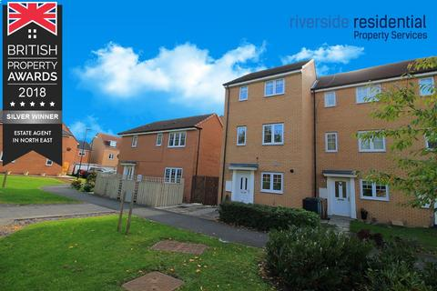 4 bedroom townhouse for sale - Rushmore Grange, Washington Village, Washington, Tyne & Wear, NE38 7LF