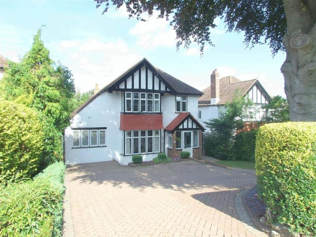 4 Bedrooms Detached House for sale in Hartley Down, Purley