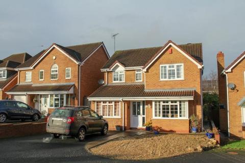 4 bedroom detached house for sale - 30 Daniels Cross, Newport, Shropshire, TF10 7XJ