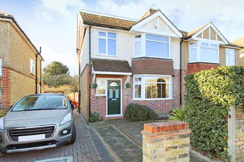 4 bedroom semi-detached house for sale - Bradstow Way, Broadstairs, CT10
