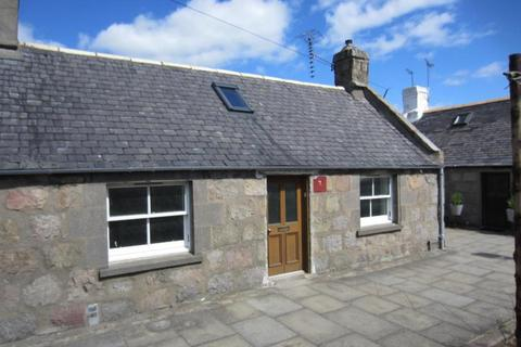 1 bedroom end of terrace house to rent - South Square, Footdee, AB11