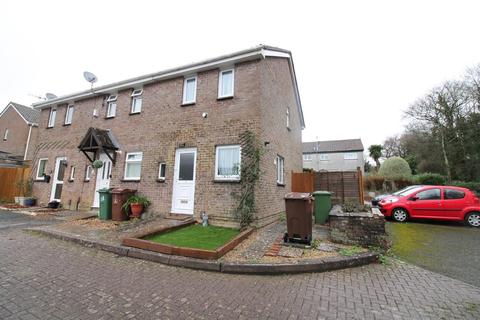 2 bedroom end of terrace house for sale - Latimer Close, Plympton