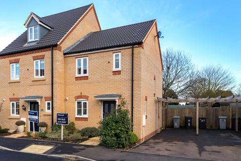2 bedroom end of terrace house for sale - Thirsk Close, Bourne, PE10