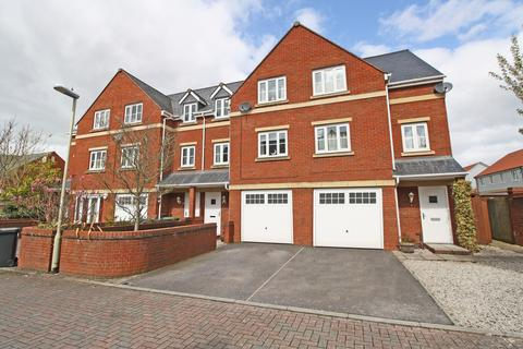 4 bedroom terraced house to rent - Seabrook Mews, Exeter