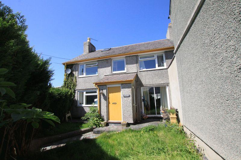 3 Bedrooms Semi Detached House for sale in Llandegfan, Anglesey