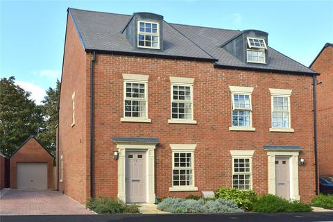 4 bedroom semi-detached house for sale - Godfrey Place, Upper Rissington, Cheltenham, Glos, GL54