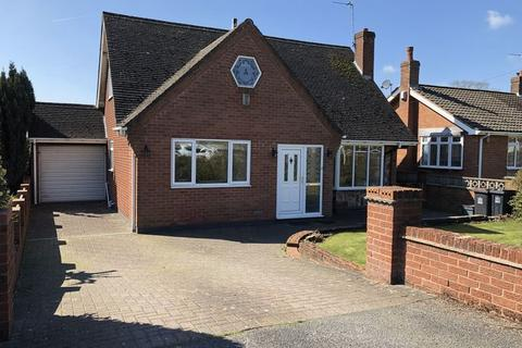 3 bedroom detached bungalow for sale - Sands Road, Harrisehead, Staffordshire, ST7 4JZ
