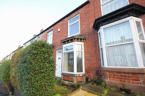 3 bedroom terraced house to rent - Edmund Road, Sheffield