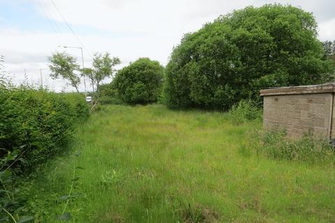 Plot for sale - Airdrie Road, Carluke