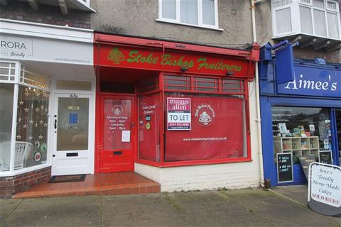 Shop to rent - Stoke Hill, Stoke Bishop, Bristol