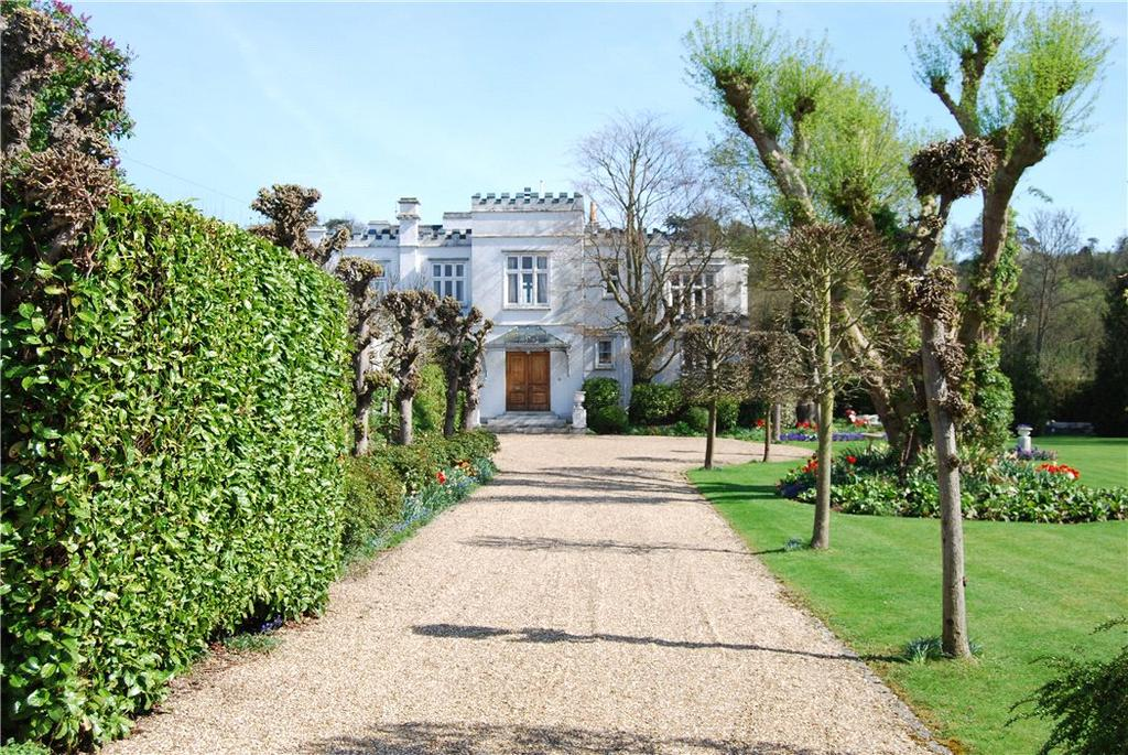 6 Bedrooms Detached House for sale in Lower Cookham Road, Maidenhead, Berkshire, SL6