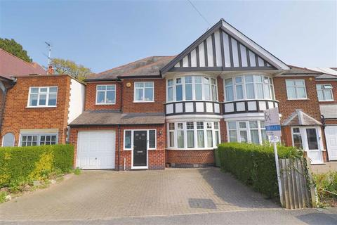 4 bedroom semi-detached house for sale - Carisbrooke Road, Knighton, Leicester, Leicestershire
