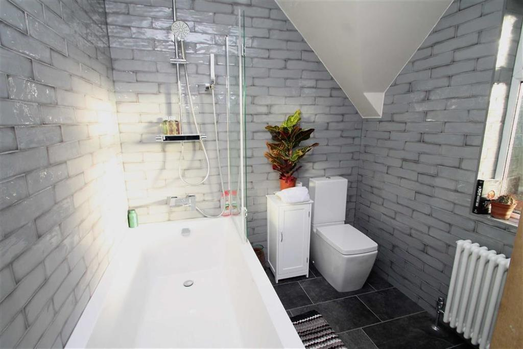Newly Appointed Bathroom