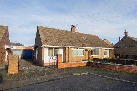2 bedroom semi-detached bungalow for sale - Ladywell Place, Tweedmouth, Berwick-upon-Tweed, TD15
