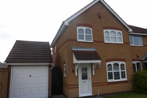 3 bedroom semi-detached house to rent - Gainsborough Avenue, Hinckley