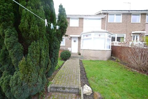 3 bedroom terraced house for sale - Mount Pleasant Court, Throckley
