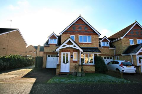 3 bedroom detached house for sale - Cross Brooks, Wootton, Northampton, NN4