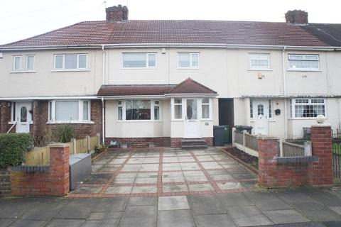3 bedroom terraced house for sale - Dooley Drive, Bootle