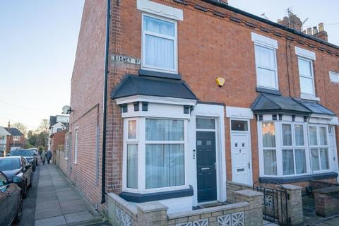 2 bedroom end of terrace house to rent - Sidney Road, South Knighton, Leicester