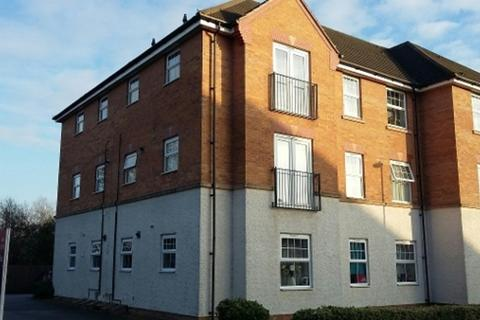 2 bedroom flat to rent - Conyger Close, Corby