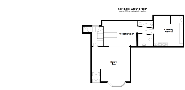 Floorplan 1 of 3: Split Level Ground Floor