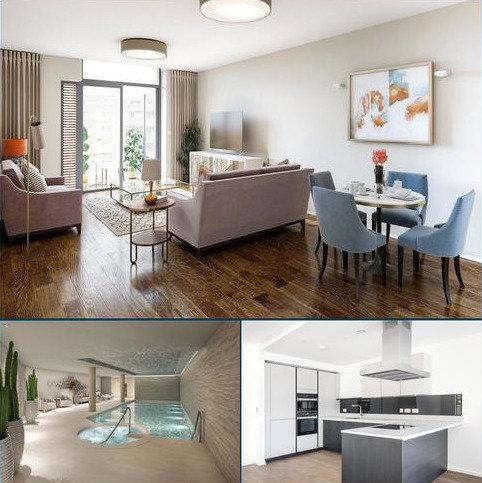 2 bedroom flat for sale - Nightingale Place, Nightingale Lane, London, SW4