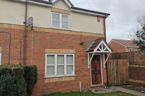 2 bedroom semi-detached house to rent - Mease Croft B9