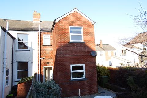 2 bedroom end of terrace house to rent - Courtenay Road, Exeter EX2