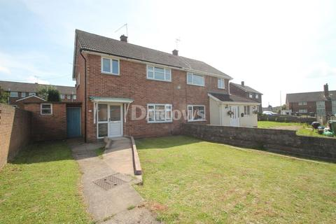 3 bedroom semi-detached house for sale - Bronte Crescent, Llanrumney, Cardiff