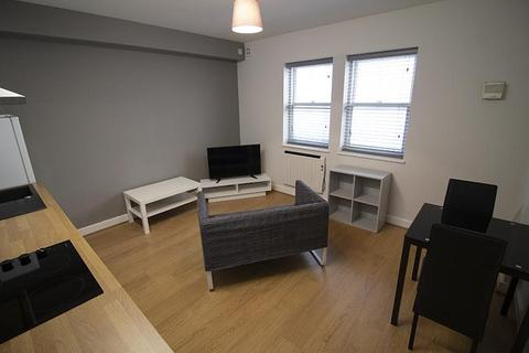 Studio to rent - 247 Mansfield Road Flat 2, NOTTINGHAM NG1 3FT