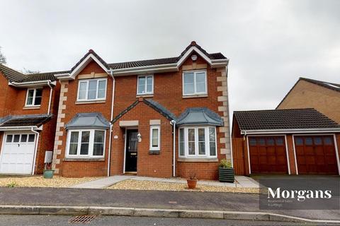 4 bedroom detached house for sale - Coed Y Wenallt, Rhiwbina, Cardiff