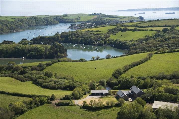 4 Bedrooms Detached House for sale in St Mawes, Truro, Cornwall, TR2