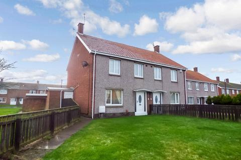 3 bedroom semi-detached house for sale - Bolam Drive, Ashington, Northumberland, NE63 9PQ