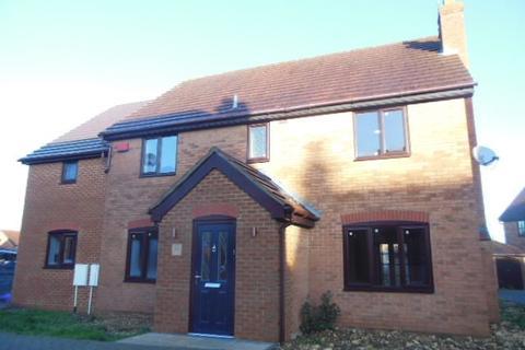5 bedroom detached house to rent - Stubbs Field, Shenley Brook End, Milton Keynes, MK5 7GG