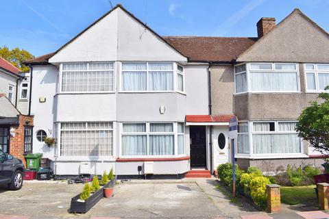 2 bedroom terraced house to rent - Burns Avenue, Blackfen, Kent, DA15 9HP