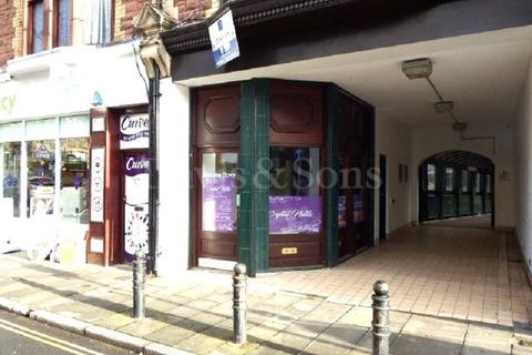 Shop to rent - Osborne Road, Pontypool, Monmouthshire. NP4 6LU