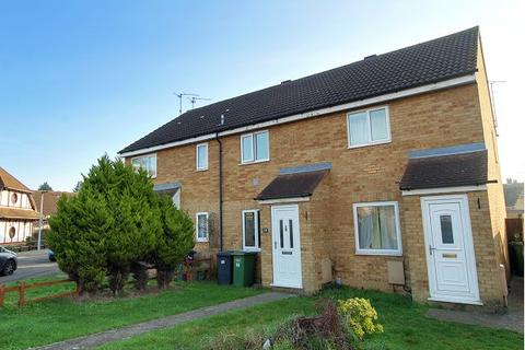 2 bedroom terraced house for sale - Eaglesthorpe, New England, Peterborough, PE1 3RT