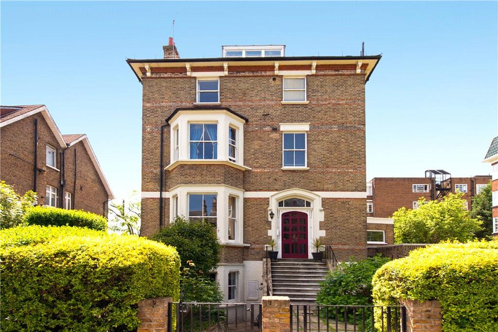 7 Bedrooms Semi Detached House for sale in Acol Road, South Hampstead, London, NW6