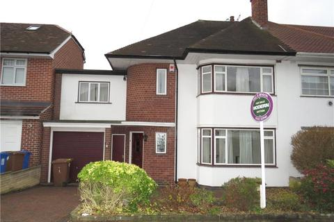 4 bedroom semi-detached house for sale - Hollies Road, Allestree