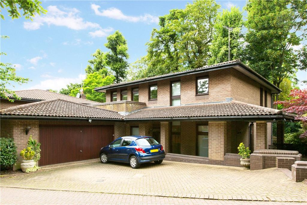 4 Bedrooms Detached House for sale in Highfields Grove, Highgate, London, N6