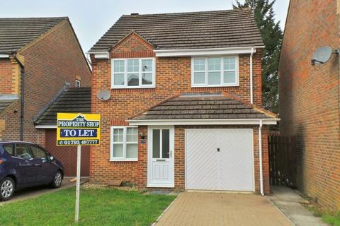 3 bedroom detached house to rent - Old Town, Swindon