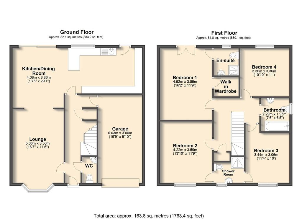 Floorplan 1 of 5