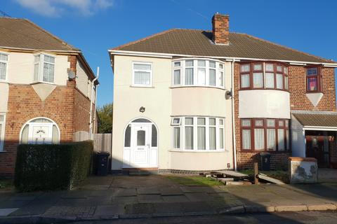 3 bedroom semi-detached house for sale - Pauline Avenue, Belgrave, Leicester