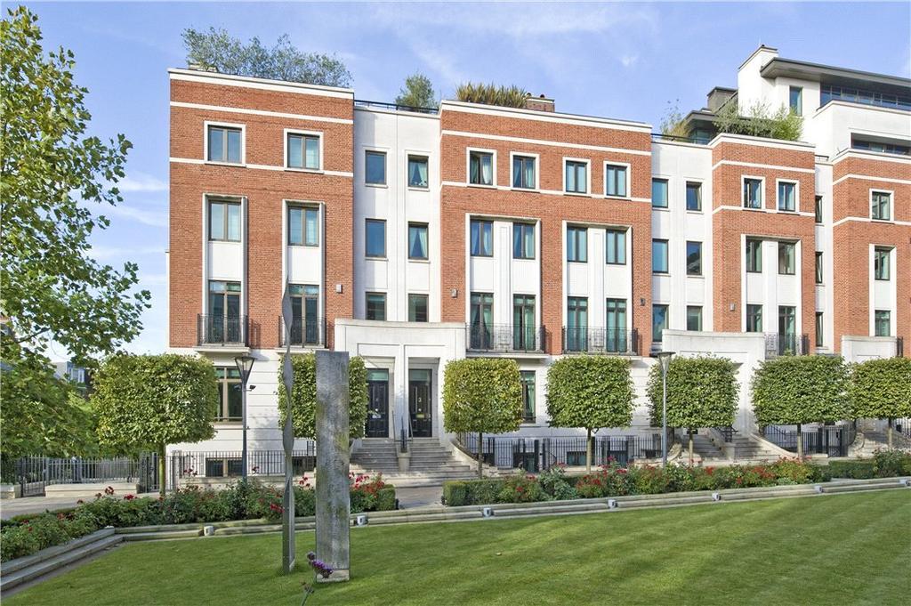 5 Bedrooms Terraced House for sale in Thornwood Gardens, Kensington, London, W8