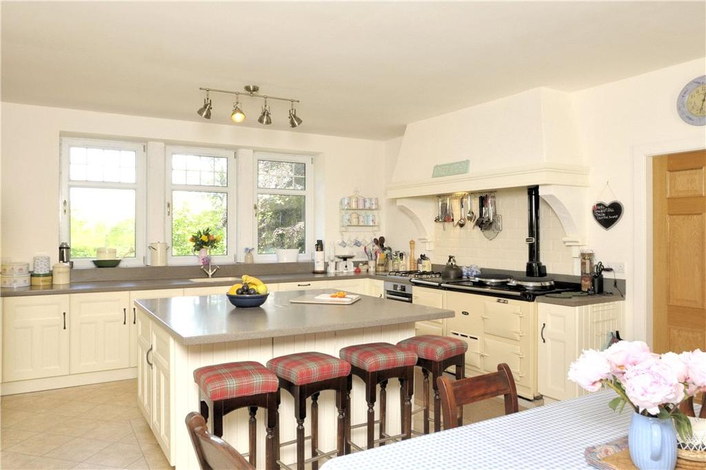 4 Bedrooms Detached House for sale in Ettrickbridge, Selkirk, TD7